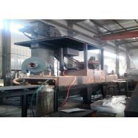 Horizontal Stone Roller Conveyor Shot Blasting Machine Q69 Series Electrical Control