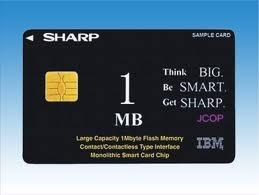 China IC Smart Card on sale