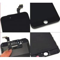 Black Color Iphone 5S LCD Display Assembly With 1136*640 Pixel , Eco Friendly