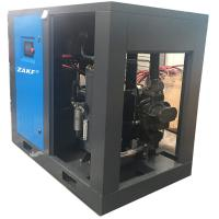Professional 75KW 8 Bar 100 Hp Rotary Screw Air Compressor Indurstrial Use