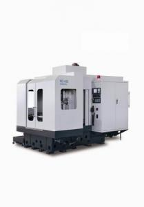 China High Precisely CNC Horizontal Machining Center With FANUC System By Five Sided Machined on sale