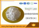 CAS 6700-34-1 Pharmaceutical Raw Materials Dextromethorphan Hydrobromide