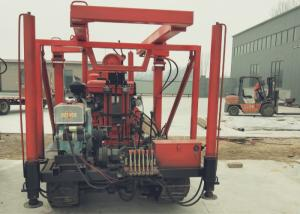 China Low Speed Hydraulic Core Drilling Machine For Rock Exploration on sale