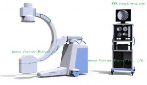 China High Frequency  Digital C-Arm System  X Ray Angiography equipment on sale