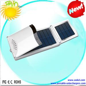 China Portable High Capacity Solar Charger Wiht Feed Indicator And ABS Shell For Laptop, Mobile on sale