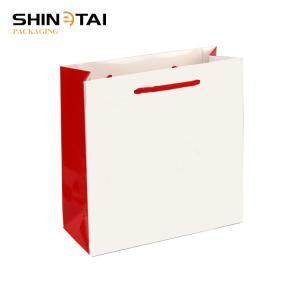 China Fashion Paper Bag Paper Bag Shopping Logo on sale