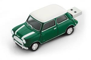 China Mini Cooper Car Shaped  Unique metal USB Flash Drives 4GB 8GB 16GB flash memory on sale
