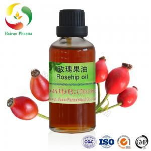 China Skin care, cosmetic Rosehip Seed Oill best price manufacturer on sale
