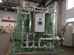 High Purity Membrane Nitrogen Generator With High Pressure Air Compressor