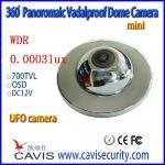 câmera análoga HB-WDRS360LVD de 360degree WDR Fisheye