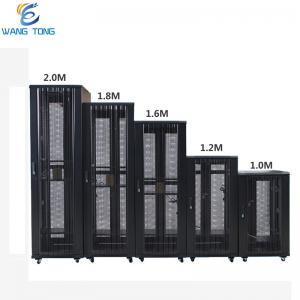 China Outdoor Network ODF Optical Distribution Box Cabinet Customized Capacity on sale