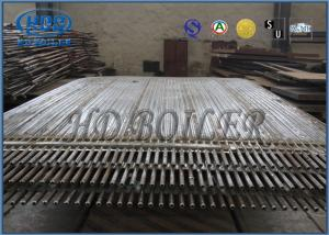 China Water Wall Panel Membrane With Fin Bar Boiler Industry With Heat Treatment Carbon Steel Anti Corrosion on sale