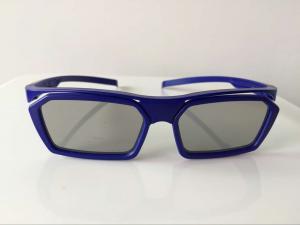 China La circular de Passvie polarizó los vidrios 3D los vidrios activos usados tiempo de un obturador on sale