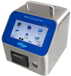 China Laser Particle counter with touch screen 1 CFM model ND6350(T)1 CFM  28.3L/min、50L/min on sale