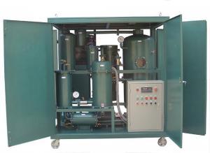 China Filtro de aceite hidráulico móvil, aceite de lubricante usado que recupera la máquina on sale