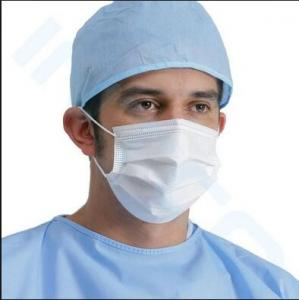 China medical non-woven disposable face mask/medical face mask on sale