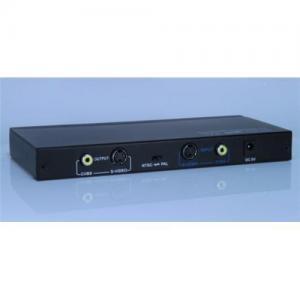 China Multi-system PAL NTSC Digital Video Converter on sale
