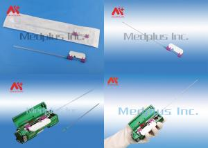China Accurate Breast Disposable Biopsy Needle Bard Gun 14Ga / 16Ga on sale