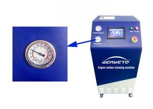 China Engine Cleaning Equipment Engine Carbon Build Up Removal 110v Stainless Steel on sale