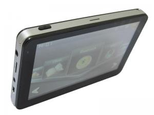 China Portable Gps Car Navigation Systems with 4.3 Inch TFT Touch Screen,Built-in 64MB SDRAM on sale