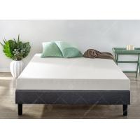 75 X 54 X 6 Inches Hotel Bed Mattress Environment - Friendly High Density Foam