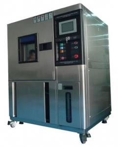 China IEC60065 2014 Clause 8.3 Environmental Test Chamber , Temp Range From -40℃~+150℃ on sale