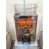 Professional Electric Commercial Orange Juicer Machine Automatic 220V