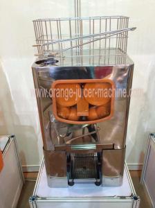 China Máquina alaranjada comercial elétrica profissional 220V automático do Juicer on sale