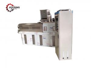China CE Siemens Motor dog food extruder machines 220 - 440V Voltage Fully Automatic on sale