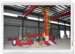 Tank Automatic Pipe Welding Positioners For Circumferential Seam