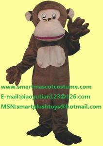 China orangutan costume on sale