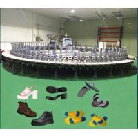 Carousel shoe sole production foam machine / pu foaming machine