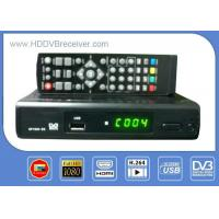 South America DVB T2 Terrestrial Receiver HDMI 1.3 1080P,  Digital Tv Set Top Box