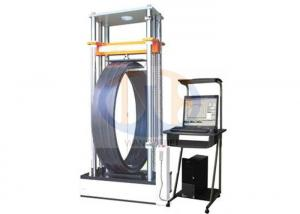 China Large Space 2.5m Ring Stiffness Testing Machine WDW - 200R / 300R With Data Acquisition on sale