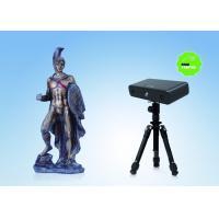 Homemade Black Mobile Shining 3D Scanner For Designer / Engineering