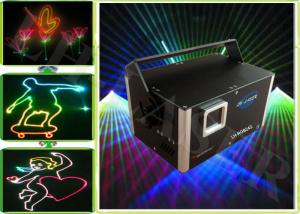 China 2000MW Christmas Party Full Color Laser Projector With 4G SD Card on sale