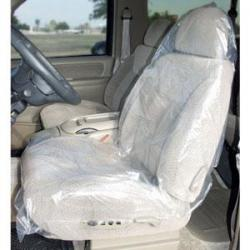 China Car Service Care Products Disposable Car Seat Cover for sale