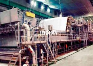 China 100T/D Newsprint Paper Machine In Paper Making Line on sale