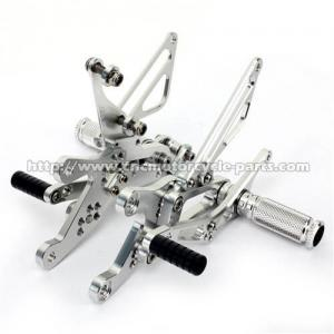 China Anti Corrosion Motorcycle Rear Sets For Yamaha R 1 98-03 High Durability on sale
