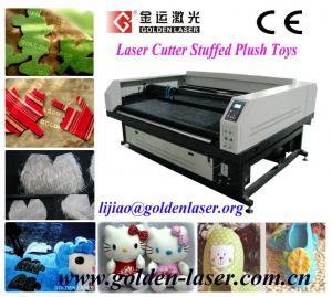 China Stuffed Plush Toys Teddy Bear Laser Cutter Machine on sale