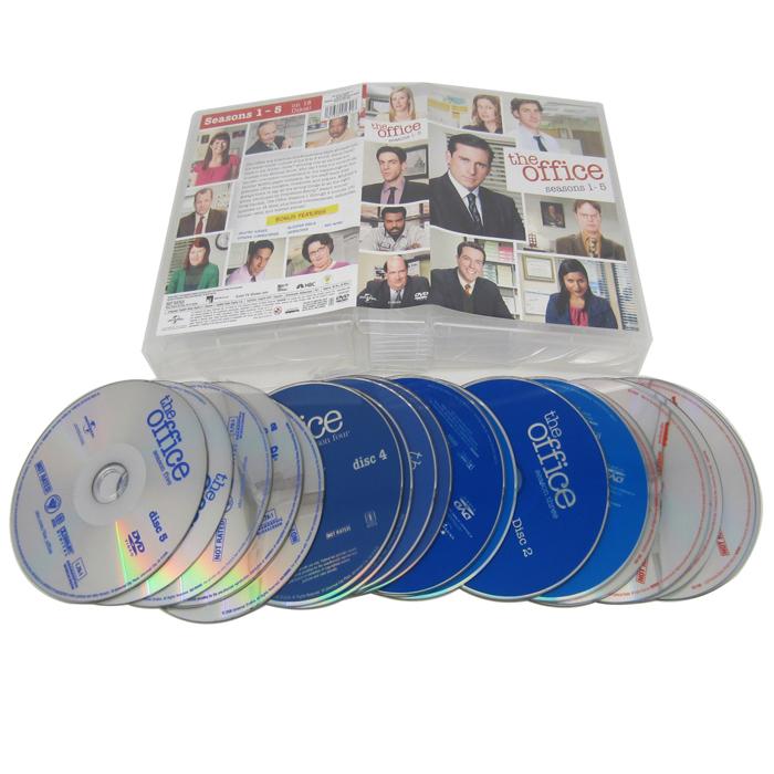 Season 1 9 38 Disc Us Version Dvd