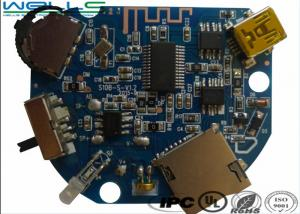 China SMT Aluminum PCB Circuit Boards Assembly Fabrication 4 layers HASL Lead Free on sale