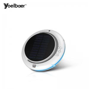 China Solar Energy Auto Air Purifier Ionizer Air Cleaner Anion Freshner PM2.5 UFO Shape on sale