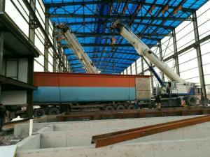 China Galvanised Steel Water Tank?, ISO9001 PE Sheet Water Storage Tanks?For Industrial Water on sale