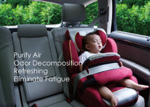 China Automotive Interior Negative Ion Release Masterbatch For Odor Decomposition on sale