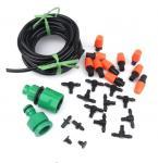 4/7 MM Hose 10M DIY Irrigation Micro Sprinklers Greenhouse Garden Water Kit