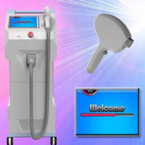 China New Design!! Painfree Permanent  IPL Medical Diode Laser in motion hair removal on sale