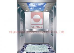 China 1600kg CE Approved Vvvf Machine Room Passenger Lift Elevator for office building on sale