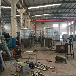 China Automatic Stainless Steel Beer Fermentation Equipment For Beer , Beverage on sale