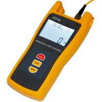 China High Stability Optical Test Instruments JZ3109 Hand Hold Fiber Optic Light Source on sale